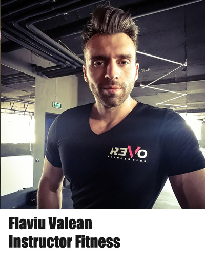 Flaviu Valean Instructor Fitness
