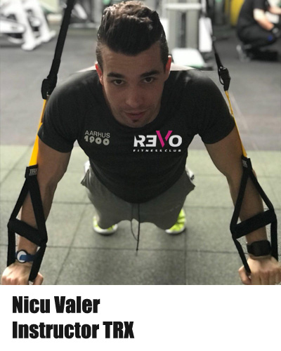 Nicu Valer Instructor TRX